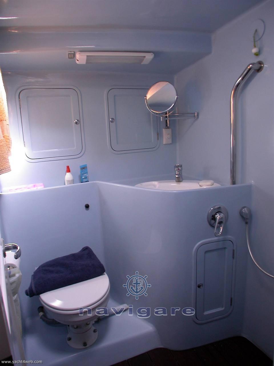 BAKEWELL WHITE YACHT Pocket maxi 67 Sail cruiser