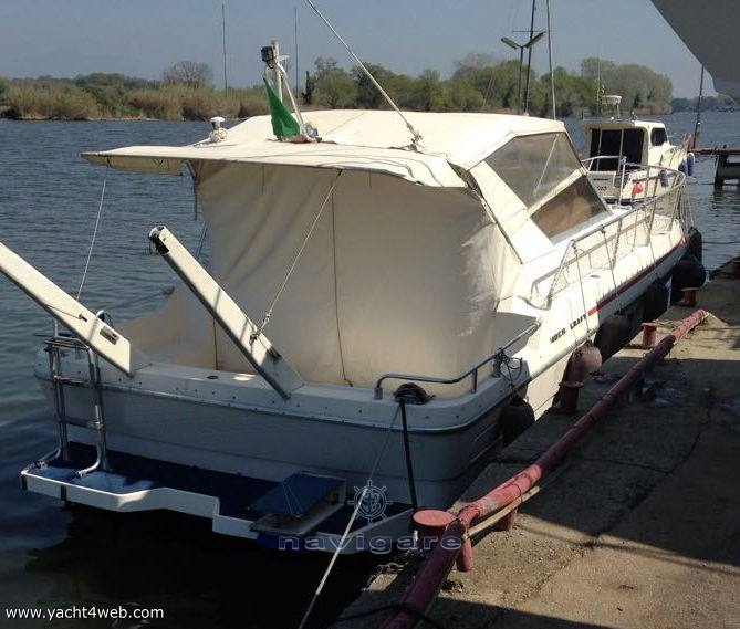 Mochi Craft 33 open Motor yacht used