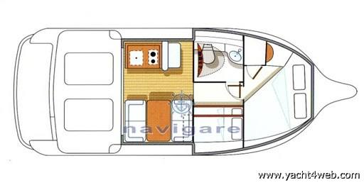 Intermare 30 cruiser Motoryacht