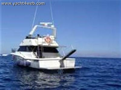 Uniesse Marine Uniesse 42 fly bateau à moteur
