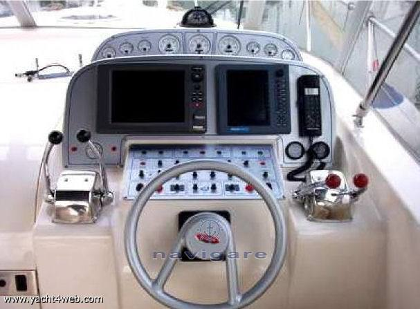 Cantiere Gregorini Di max 37 open barca a motore