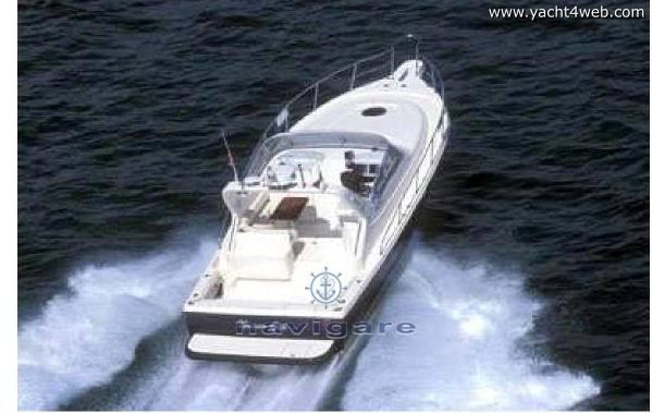 Cantiere Gregorini Di max 37 open Barca a motore nuova in vendita