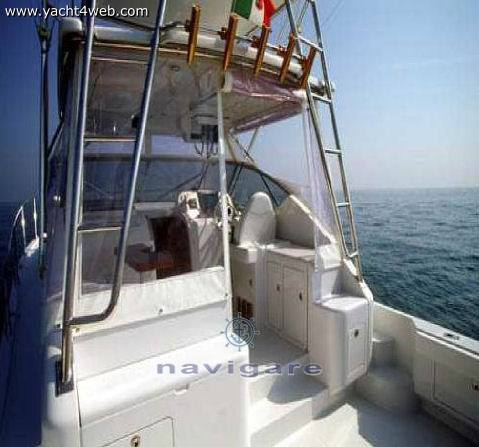 Cantiere Gregorini Di max 37 h.t. con tuna new