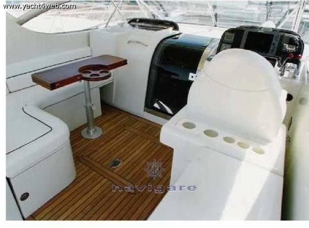 Cantiere Gregorini Di max 37 h.t. con tuna motor boat
