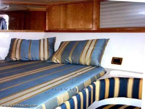 Cantiere Gregorini Di max 37 h.t. con tuna Motor yacht
