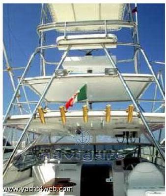 Cantiere Gregorini Di max 37 h.t. con tuna Motor yacht new
