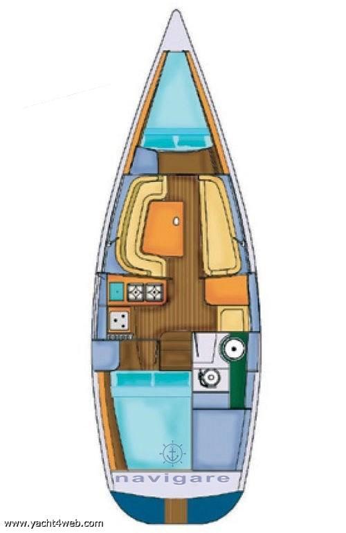 Comar Comet 33 s Sail cruiser