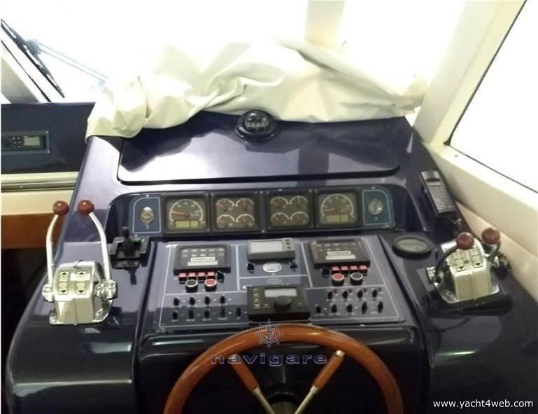 Cayman 55 w.a. ( hard top ) Motor yacht used