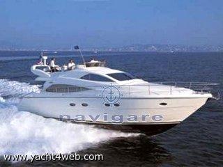 Aicon Yachts 56' fly bridge