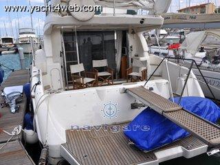 Azimut Yachts Az 43 USATA