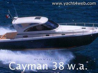 Cayman Yachts 38 wa