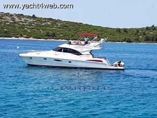 Cayman Yachts 50 fly