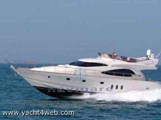 Cayman Yachts 62 cyber fly USATA