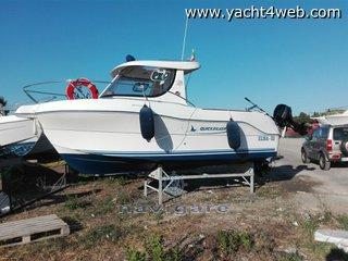 Quicksilver 580 pilothouse USATA