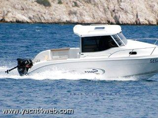 Saver Manta 21 fisher