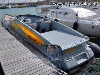 Fb design Rib 33 cabinato USATA