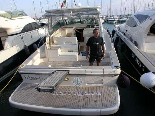 Cayman Cayman 40 W.A. HARD TOP