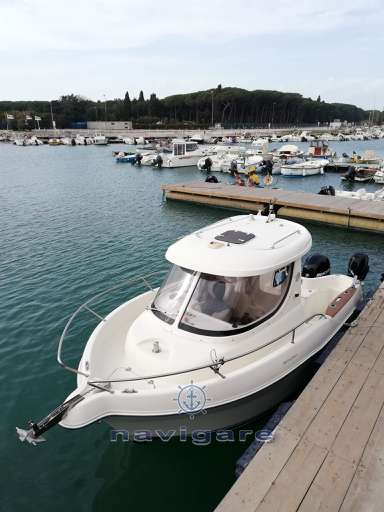 Quicksilver Quicksilver QUICKSILVER 580 PILOTHOUSE