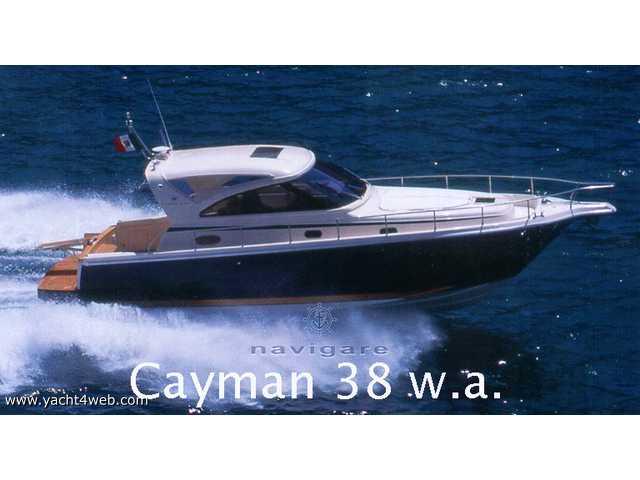 Cayman 38 wa