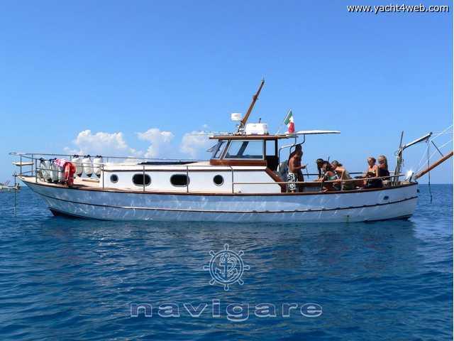 MARCIANTE VINCENZO Motoryacht