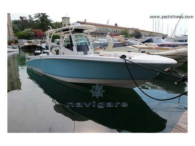 Wellcraft Marine 302 scarab fisherman