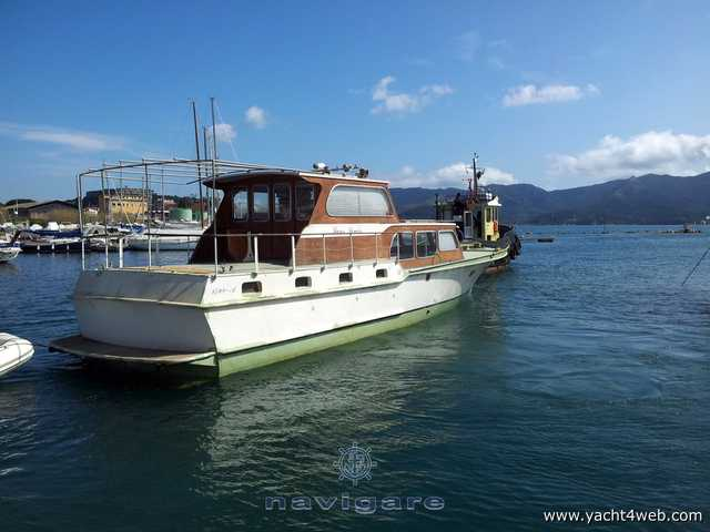 JACHTWERF B KLAASEN - NL Super van craft navetta inox olandese