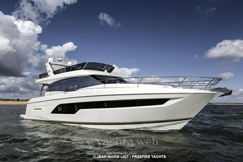 Prestige 630 fly Barca a motore nuova in vendita