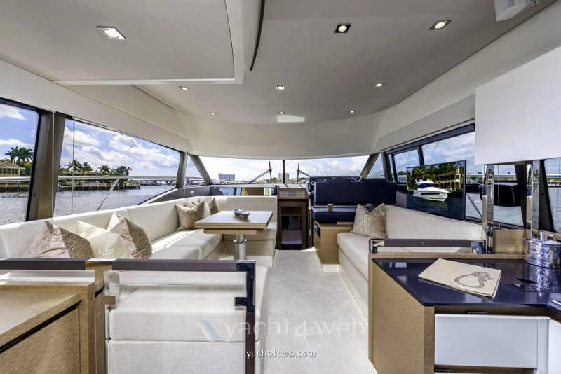 PRESTIGE 460 new Barca a motore nuova in vendita
