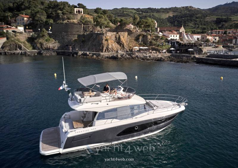 PRESTIGE 420 new Motor boat new for sale