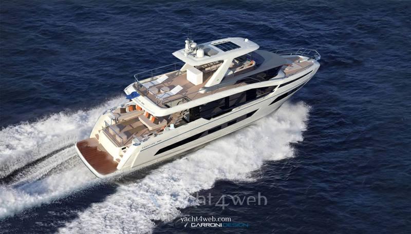 Prestige Yachts Prestige x 70 Barca a motore nuova in vendita