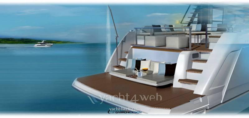 Prestige Yachts Prestige x 70 nuovo