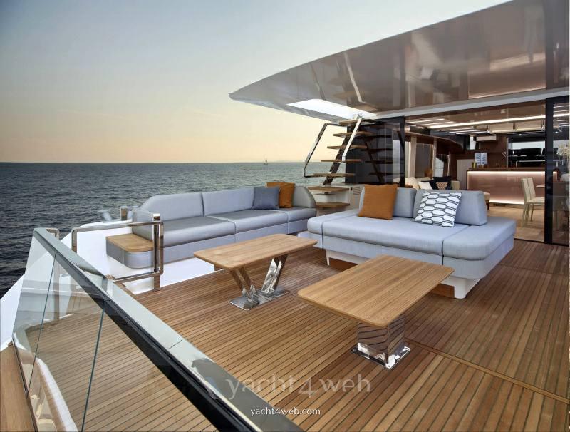 Prestige Yachts Prestige x 70 barca a motore