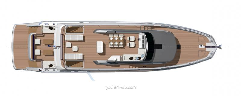 Prestige Yachts Prestige x 70 Flybridge nuovo