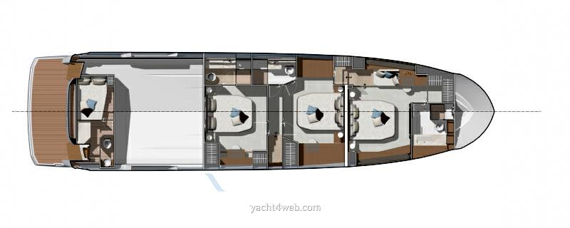 Prestige Yachts Prestige x 70 0