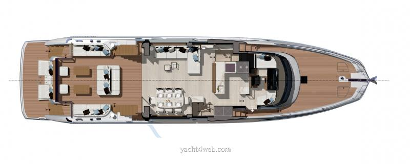 Prestige Yachts Prestige x 70
