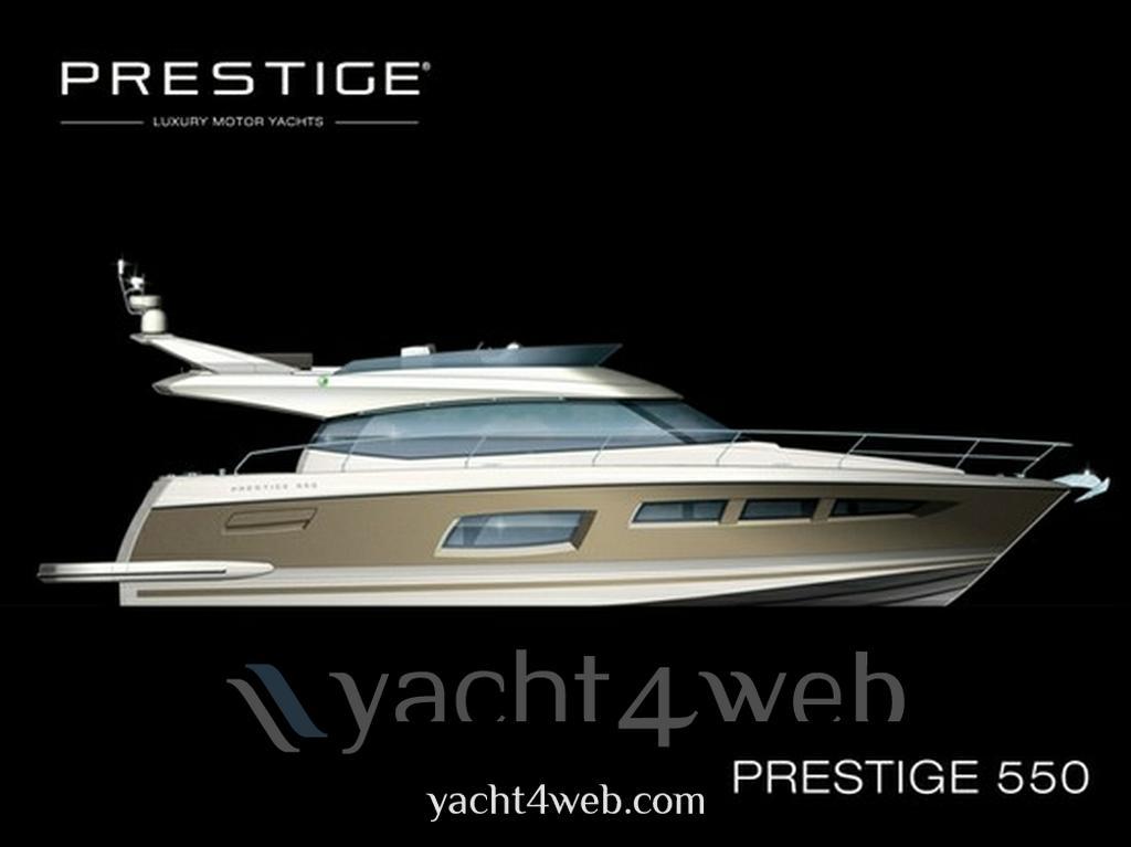 Prestige 550 fly Flybridge