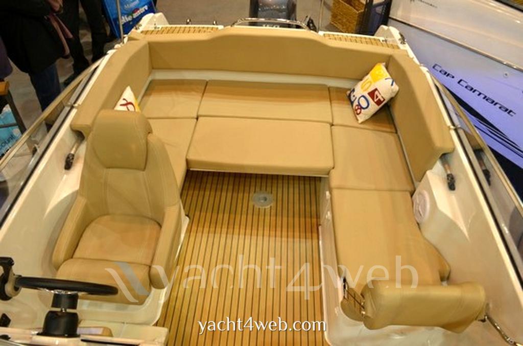Jeanneau Cap camarat 6.5 dc serie 2 motor boat