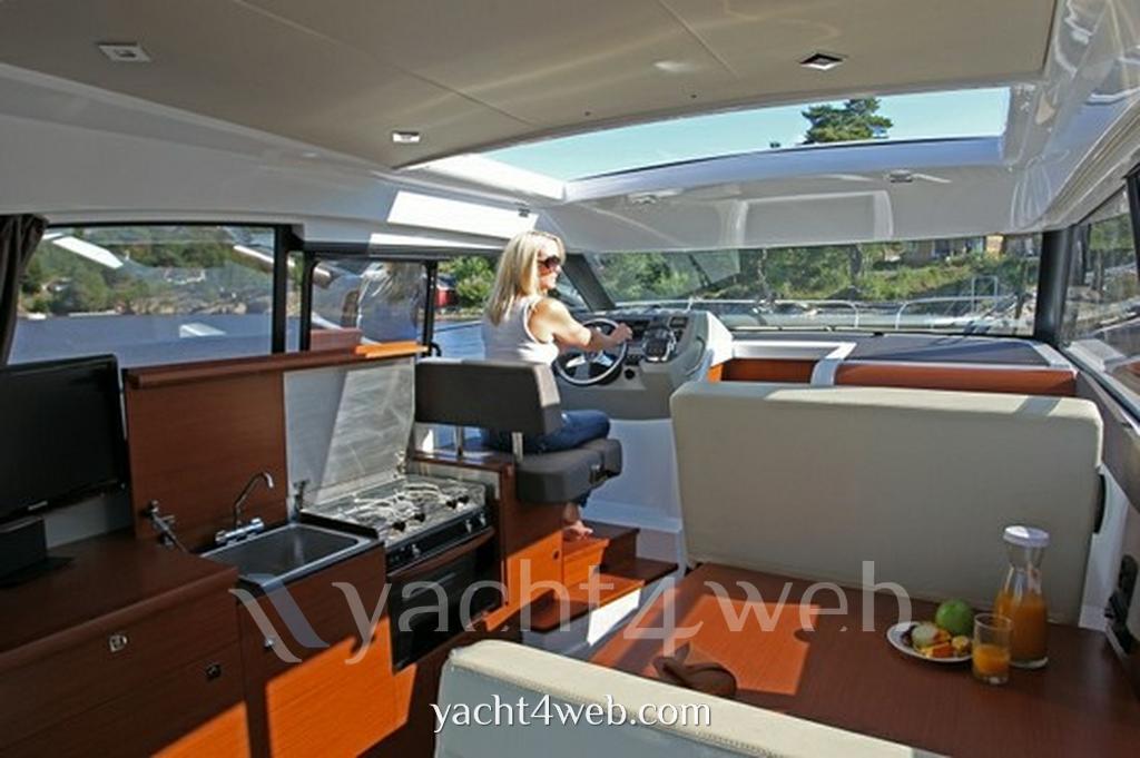 Jeanneau Nc 9 Express Cruiser Nouveau