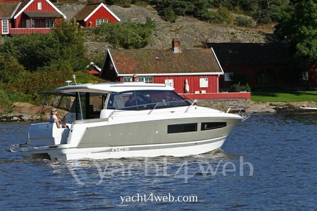Jeanneau Nc 9 Моторная лодка новое для продажи