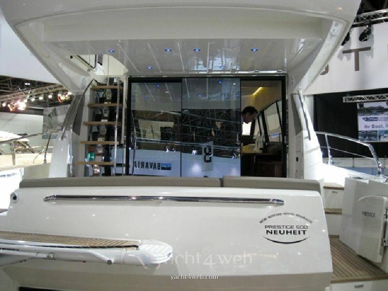 Prestige 500 fly Motor boat new for sale