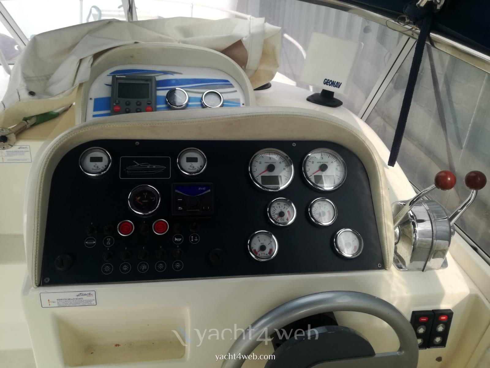 Fiart mare Fiart 28 genius barca a motore