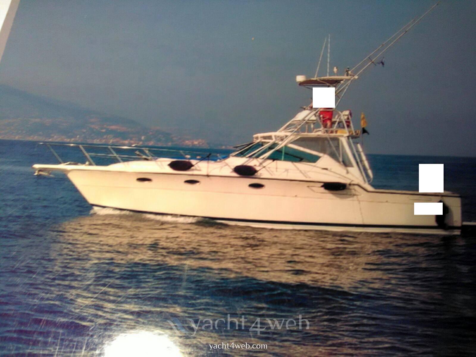 Tiara 36 express Saltwater Fishing