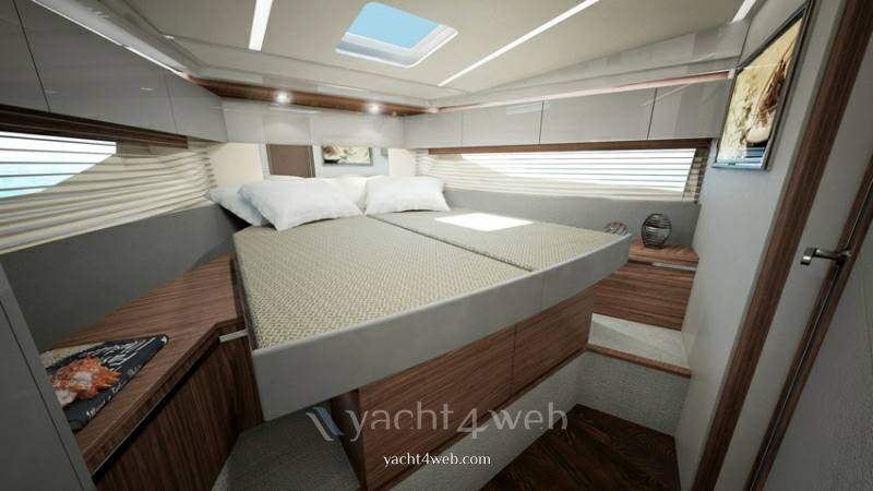 Jeanneau Leader 46 Motor boat new for sale