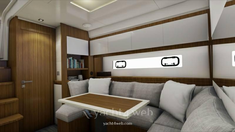 Jeanneau Leader 46 Express cruiser new