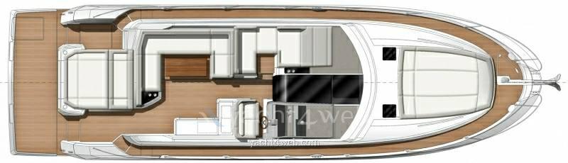 Jeanneau Leader 46 Express cruiser