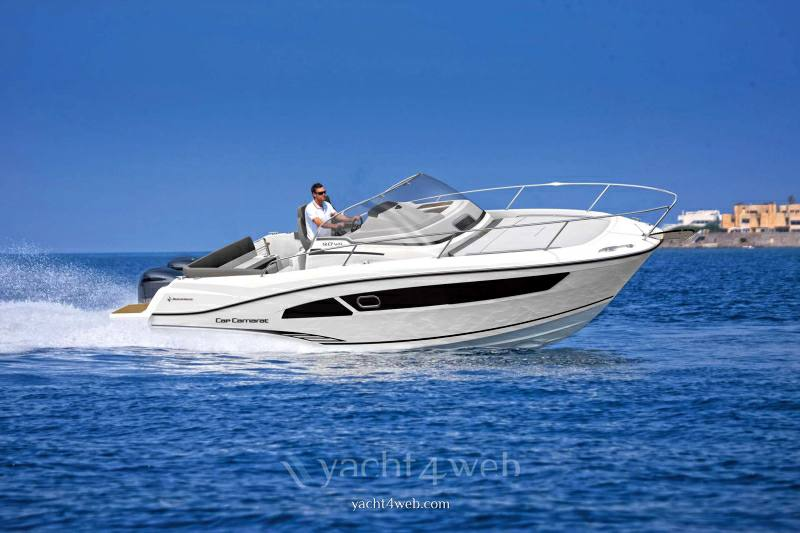 JEANNEAU Cap camarat 9.0 wa new motor boat