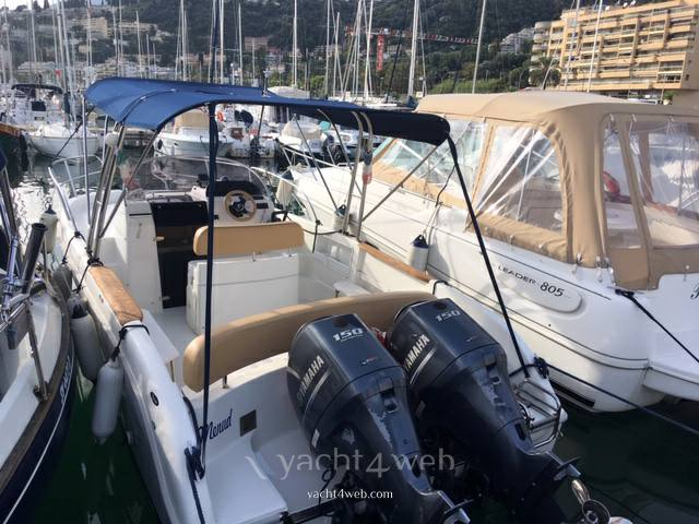 Saver 720 wa Motor boat used for sale