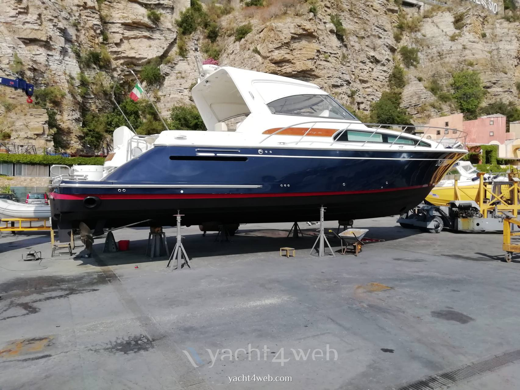 CHRIS CRAFT Roamer 40 Motor boat used for sale