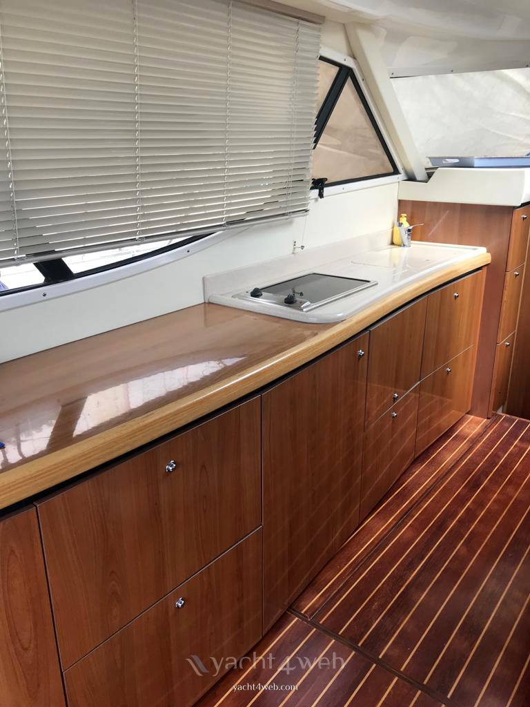 SEALINE C 39 motor boat