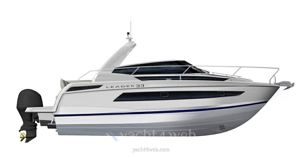 Jeanneau Leader 33 new new